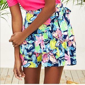 Lilly Pulitzer Nessa Skirt in Capri Soleil